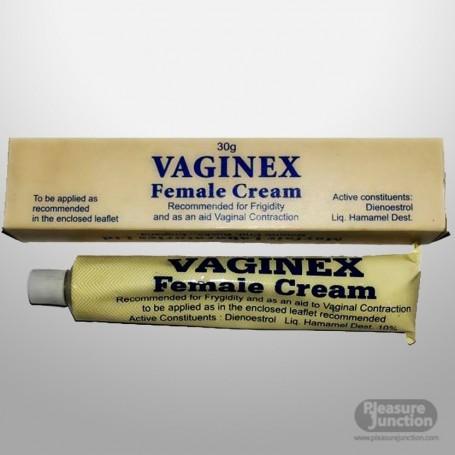 Vaginex Female Cream 30g Made in England CGS-009