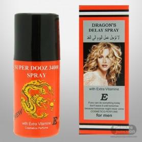 Super Dooz 34000 Dragon Delay Spray DTZ-001