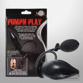 PUMP N PLAY BUTT PLUG AD-030