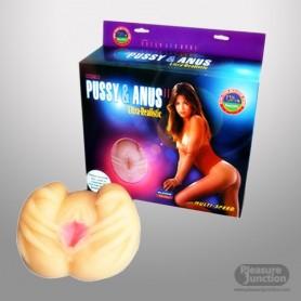 Pussy & Anus Ultra Realistic BAV-008