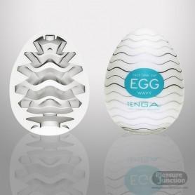 Tenga Egg Wavy MMT-014