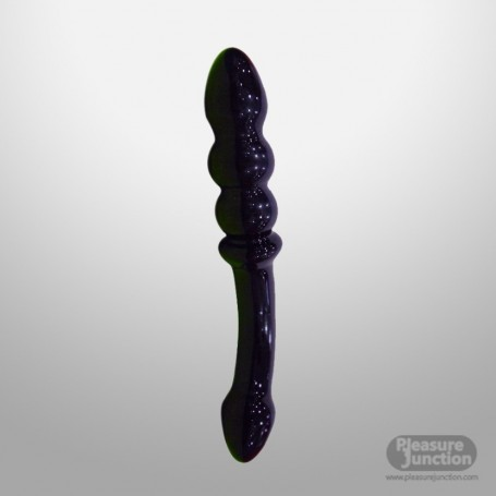 Dual Pleasure Glass Dildo GD-010