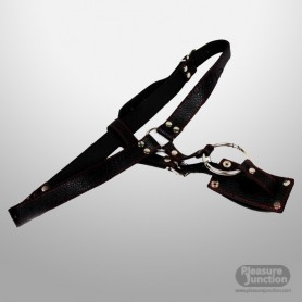 Harness Strap for Dildo with ring SO-002