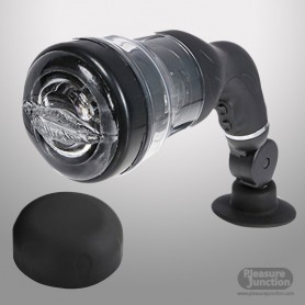 Rotation Lover Vibrating Massager With Suction Cup MS-051