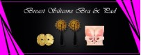 Buy Breast Silicone Bra & Pad & Girls Accessories Available In Raipur