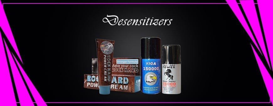 Buy Desensitizers For Long Sex Session With Your Partner At Bed