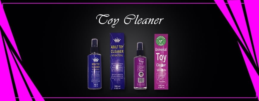 Buy Sex Toy Cleaner & Keep Yourself Safe During Intercourse With Toys